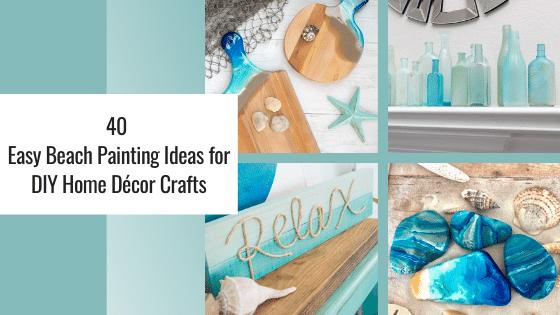 beach painting ideas